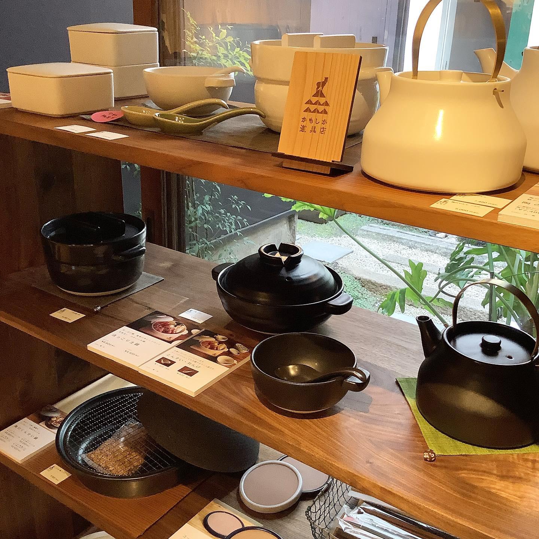 <p>こんにちは、kaicocafeです! 本日より「かもしか道具店・萬古焼展示販売」がスタートしました🦌❤️ オープンから沢山のご来店ありがとうございます🙏✨ シンプルで使い勝手が良く、毎日を丁寧に過ごしたくなる素敵な商品がたくさん入荷しています♬ また本日限定で、かもしか道具店さんによる器作りワークショップも開催されました!  […]</p>